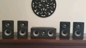 Mirage Home Theatre System