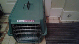 DOG CAGE CRATE MEDIUM $45 FIRM