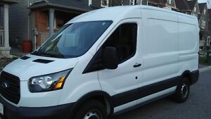 2015 Ford Transit Connect Pickup Truck