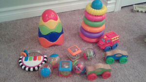 Toddle/baby toys