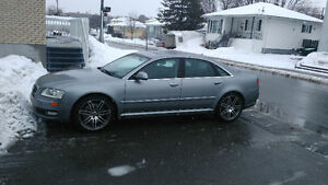 2008 Audi A8 Optionsport Berline
