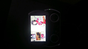 Psp go modded with games 150 dollars firm