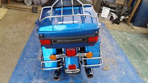 Harley Davidson FLH TCU