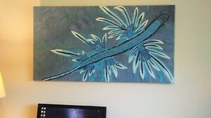 Unique and original 'one of a kind' paintings by Auxime
