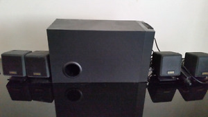 SUBWOOFER SOUND SYSTEM FOR TV/LED ETC