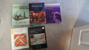 Business Certificate Textbooks