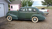 1938 Olds F38  For Sale.