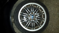 BMW M3 Rims and Tires