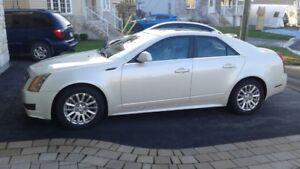 Cadillac CTS AWD Luxury 2012