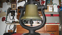 old steam engine bell