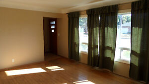 Three bedrooms and two baths.  Includes utilities.
