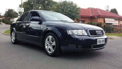 Audi A4,Auto,great on fuel,leather,drives smooth,3 months rego Ridgehaven Tea Tree Gully Area Preview