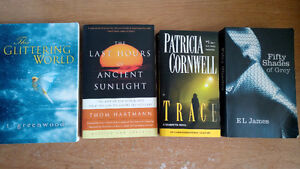 Fiction and Non-fiction Novels for sale