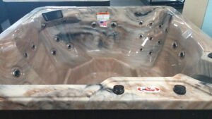Canspa 160 hot tub - NO INTEREST NO PAYMENTS FOR 3 MONTHS