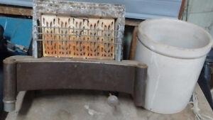 Vintage Natural Gas Heater