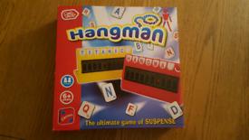 Chad Valley Hangman Game