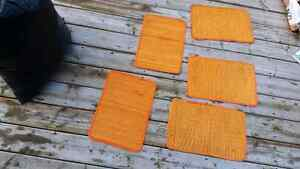 Patio table place mats.  Peterborough Peterborough Area image 1
