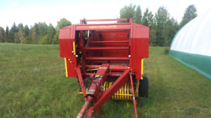 New holland 848 round baler for parts