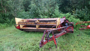 NH 479 mower/conditioner for sale $800.00