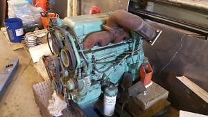 Detroit 453 Engine
