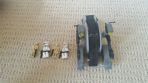 Lego Star wars corporate Alliance tank Droid 7748