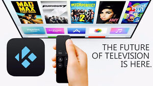 Apple TV 4th Gen 32GB With Kodi 17 Free TV SHOWS MOVIES MUSIC