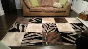 Lovely Area Rug in Great Condition