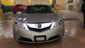 2009 Acura tl SH-AWD 110000k safeties