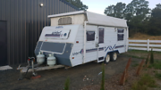 2001 jayco westport poptop caravan Scarsdale Golden Plains Preview