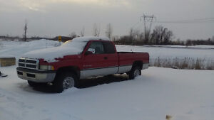 1997 Dodge Power Ram 1500 grise Autre