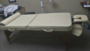 Gentle Used Massage Tables,  stools in excellent shape