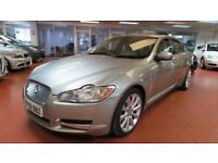 2009 JAGUAR XF 3.0d V6 S Luxury Auto Sat Nav Rev Camera Bluetooth