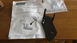 Moose trailer hitch for 2006-2010 Yamaha Grizzly or Woverine.
