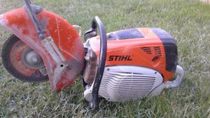 stihl cutoff saw