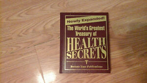 Worlds Greatest Treasury of Health Secrets Hardcover