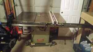 Wadkin Bursgreen 12 Ags Table saw Oakville / Halton Region Toronto (GTA) image 1