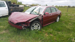 2009 Chevy impala *PART OUT* low km