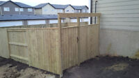 Fences: Quality, On-time, Reasonable Cost. Free Quotes.