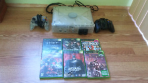 Crystal XBOX (rare) Working with games