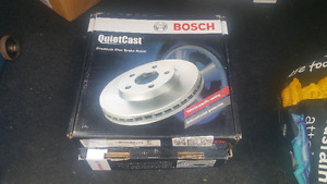 Bosch Premium Brake Rotors QuietCast