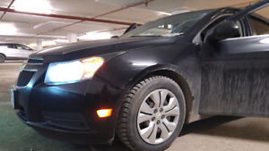 2012 Cruze Certified/Etested