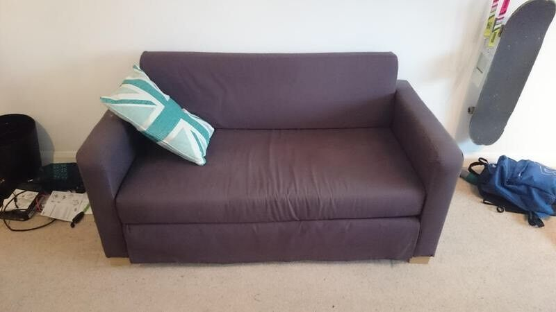 Ikea Solsta Grey 2 Seater Sofa Bed In Fareham Hampshire Gumtree