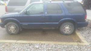 2002 GMC Jimmy Other