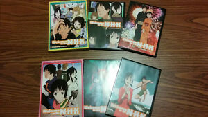 Welcome to the NHK! Complete series anime DVDs