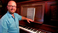PIANO LESSONS WITH DARRYL - 50% OFF FIRST 3 LESSONS!!!