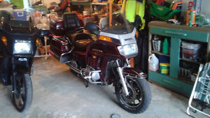 Goldwing Interstate Touring Motorcycle  for Sale