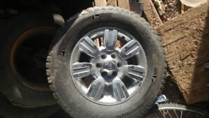 """4 18"""" FORD FACTORY RIMS"""