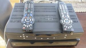 Shaw High Definition PVR Boxes
