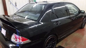 SOLD  REDUCED 2006 Mitsubishi Lancer Ralliart Sedan
