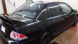 REDUCED 2006 Mitsubishi Lancer Ralliart Sedan